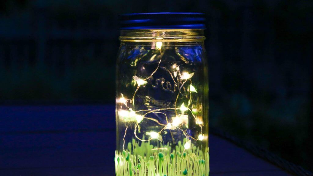 Firefly Jars For Forest School Parties