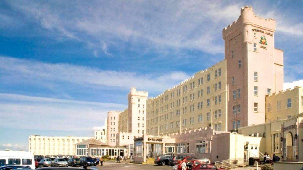 Norbreck Castle Seafront Hotel Blackpool