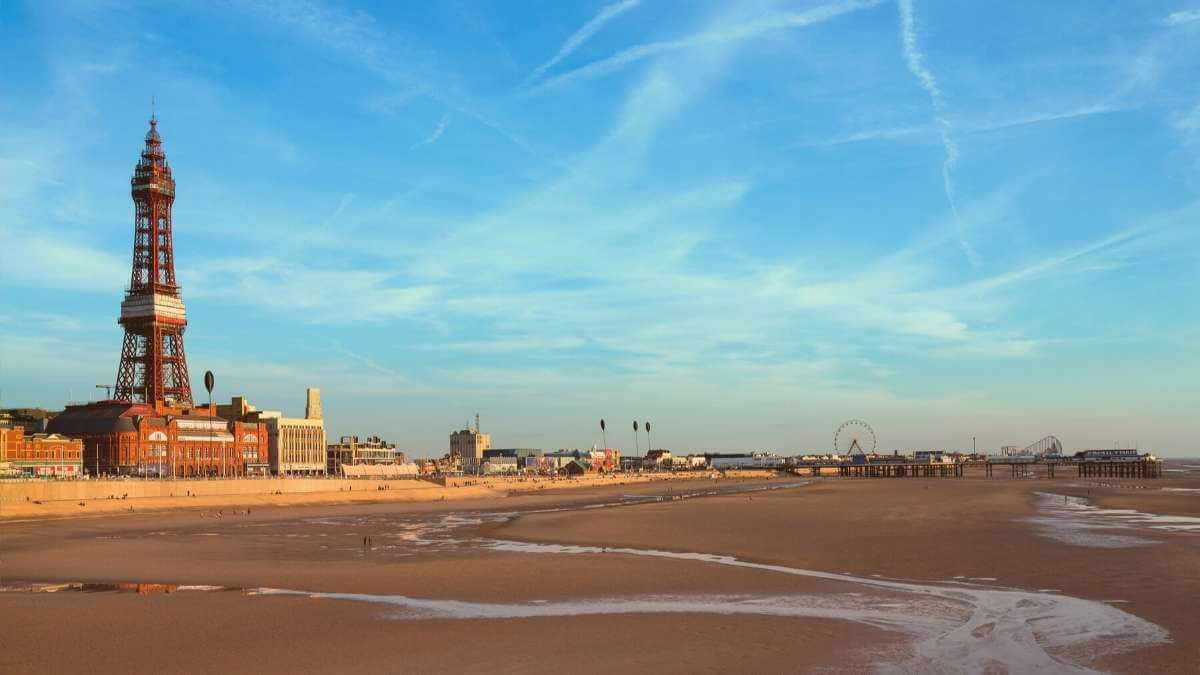 Blackpool Seafront Hotels