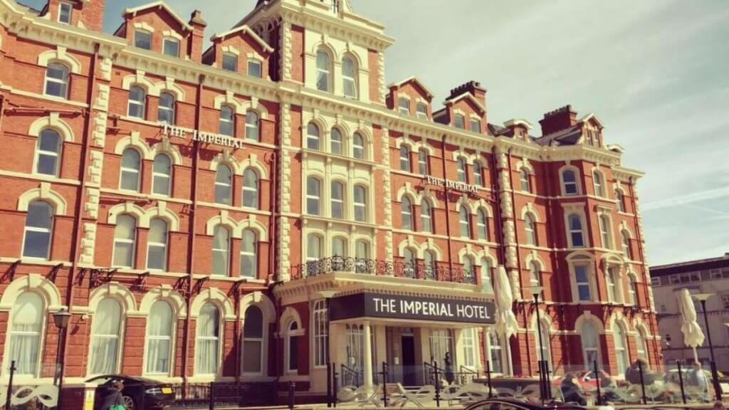 The Imperial Seafront Hotel Blackpool