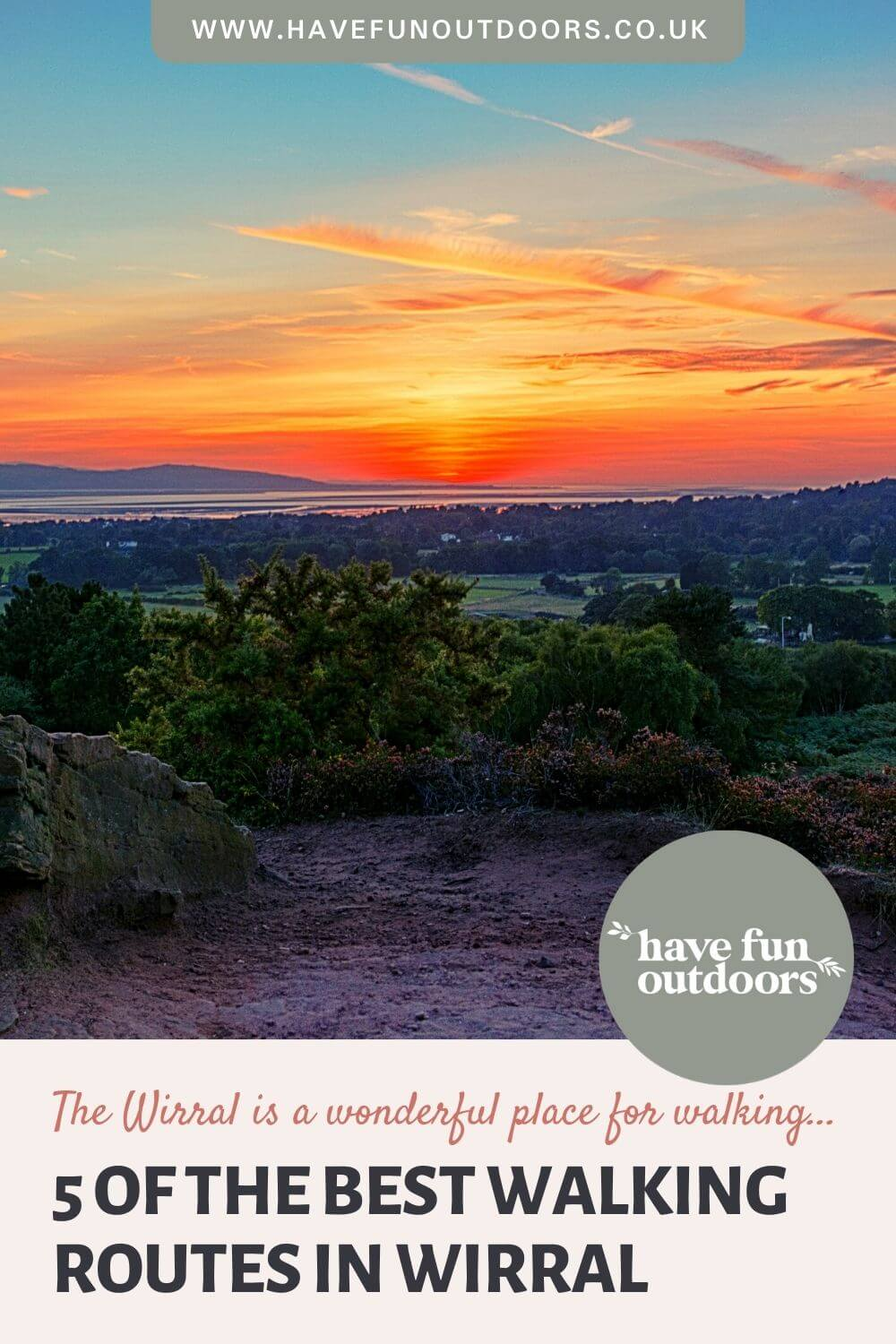 5 of the Best Walking Routes in Wirral
