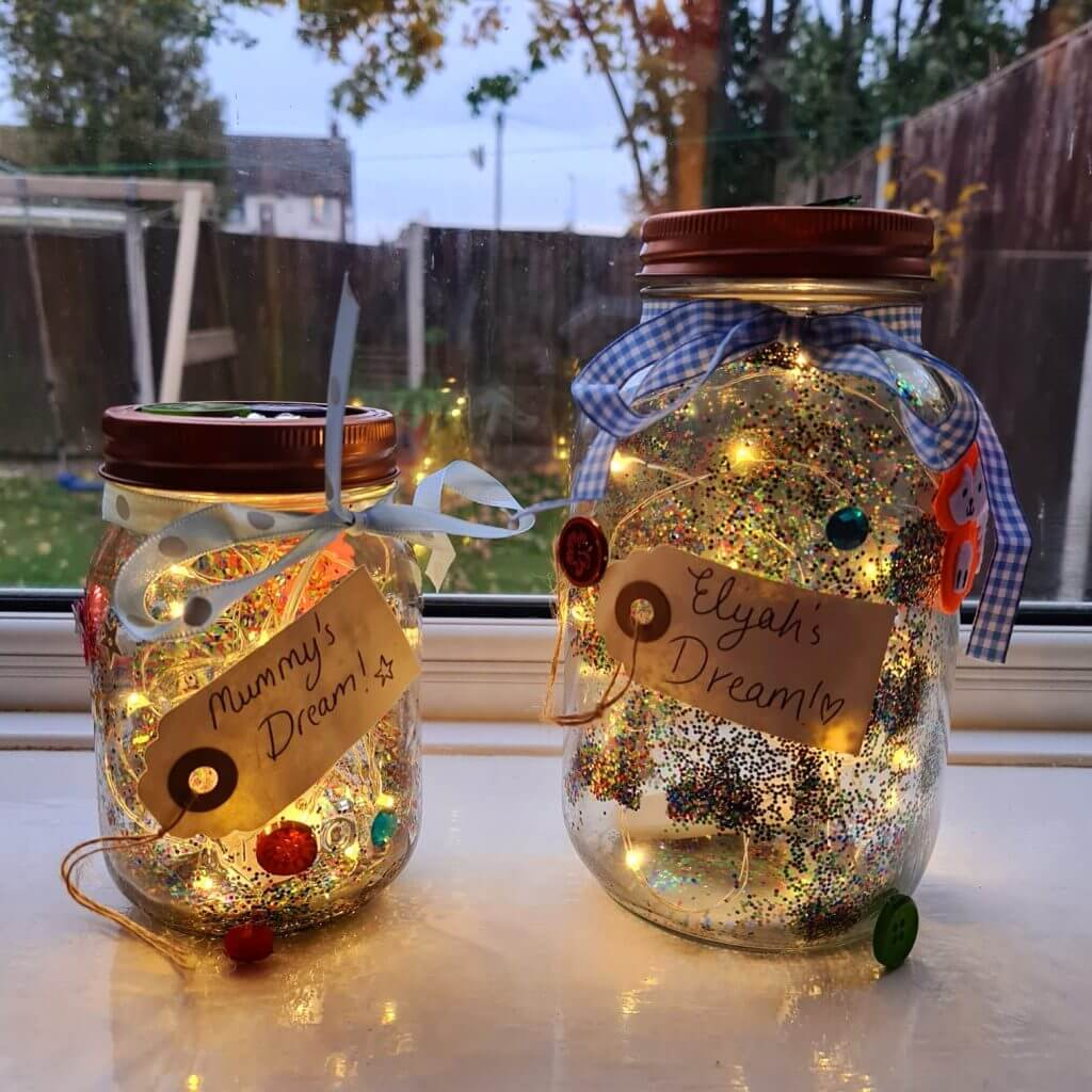 Final Dream Jars