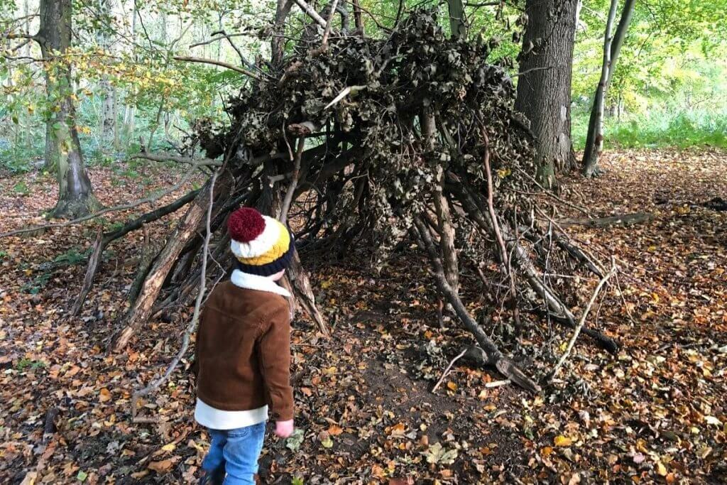 Forest School, What is Forest School Den