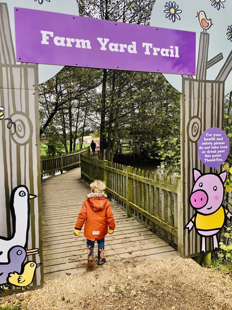 Farmyard Trail