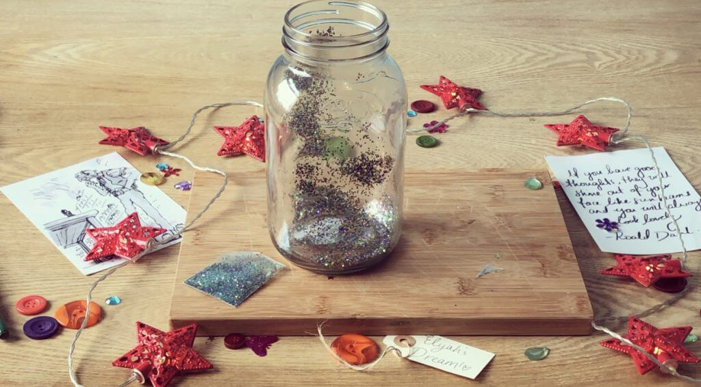 Dream Jar Glitter
