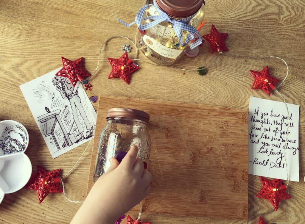Decorate Dream Jar