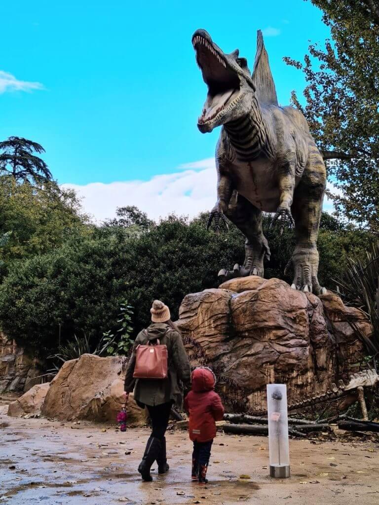Dinosaur Walk Through