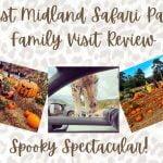 West Midland Safari Park Review