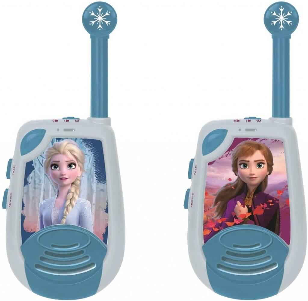 Frozen Walkie Talkies