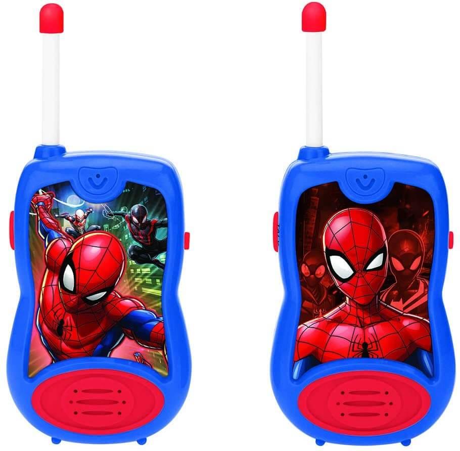 Spider Man Walkie Talkie