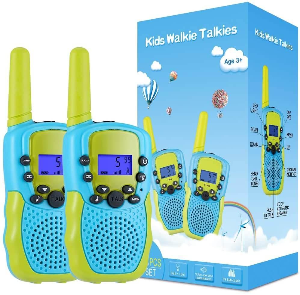 Kearui Best Walkie Talkies For Kids