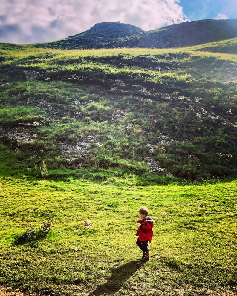 Camping & Hiking With A Toddler