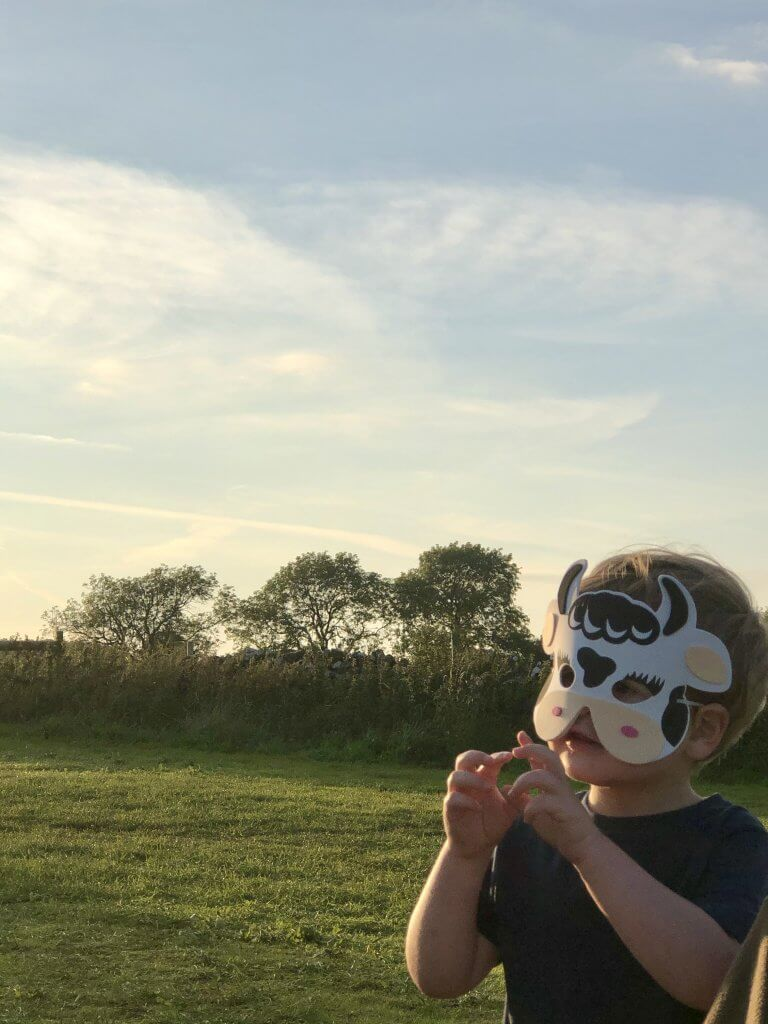 Camping Mask, How To Camp With Toddlers