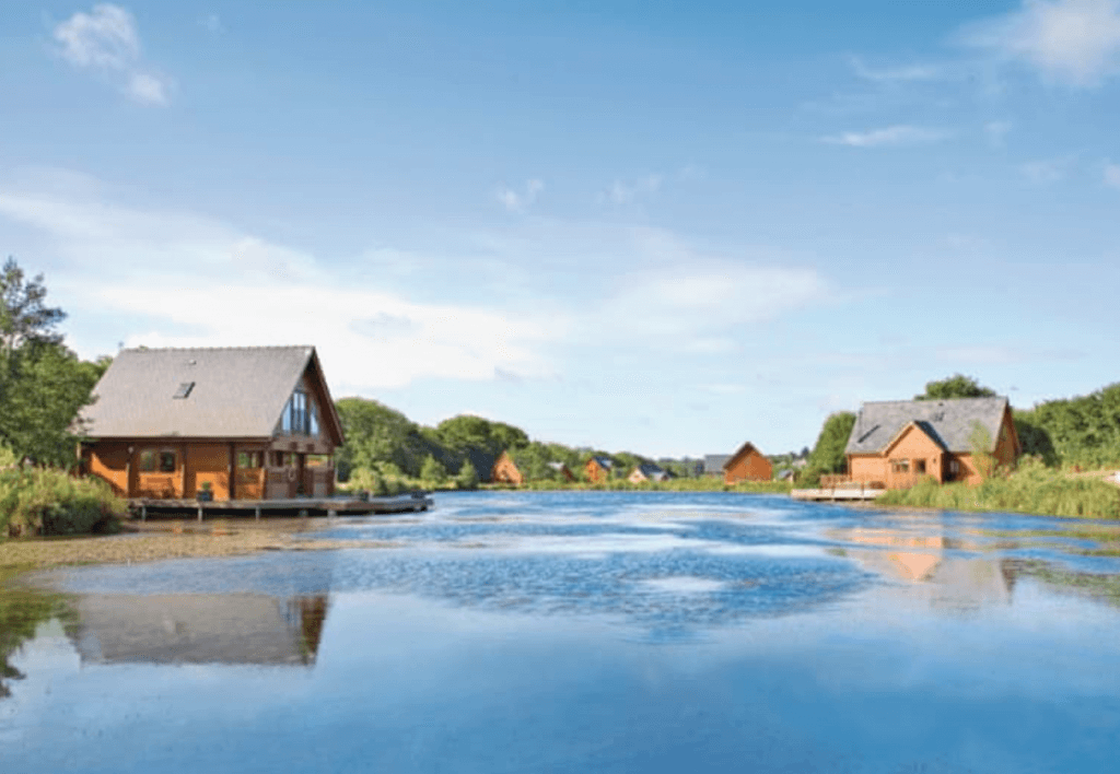 Anglesey Lakeside Lodges With Fishing Lakes