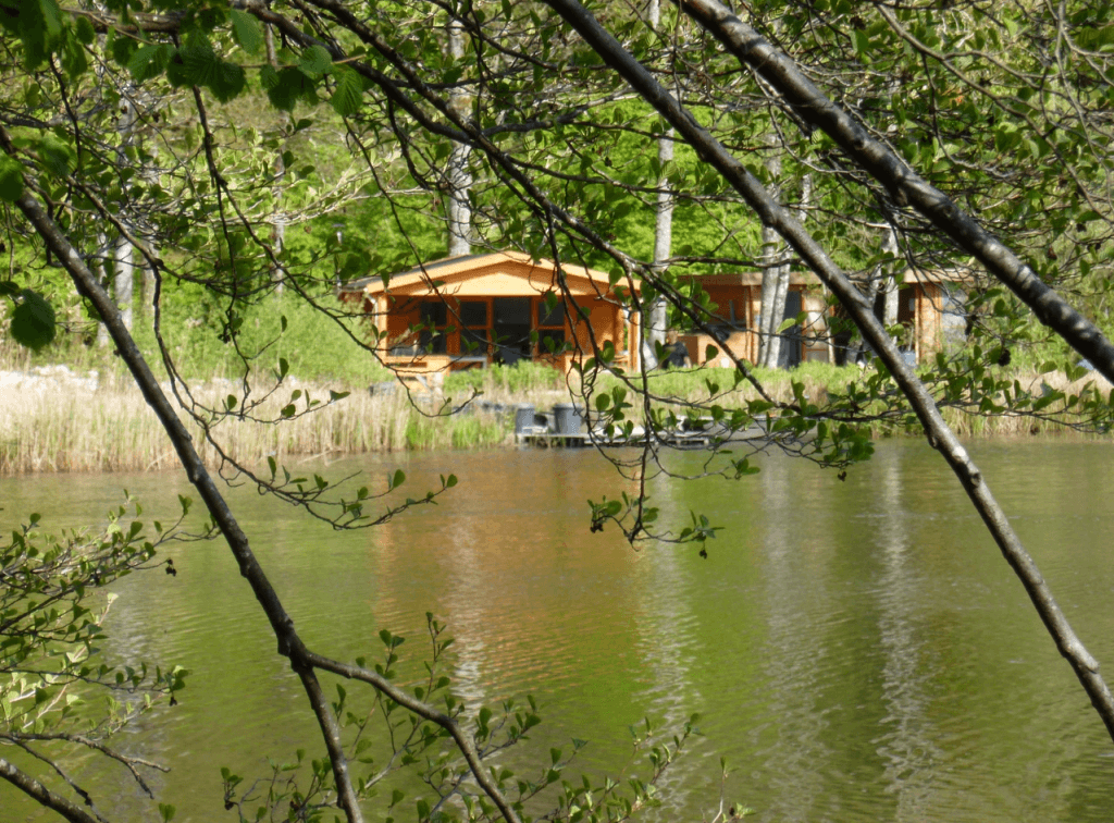 Log Cabin Holidays With Fishing Lakes In France