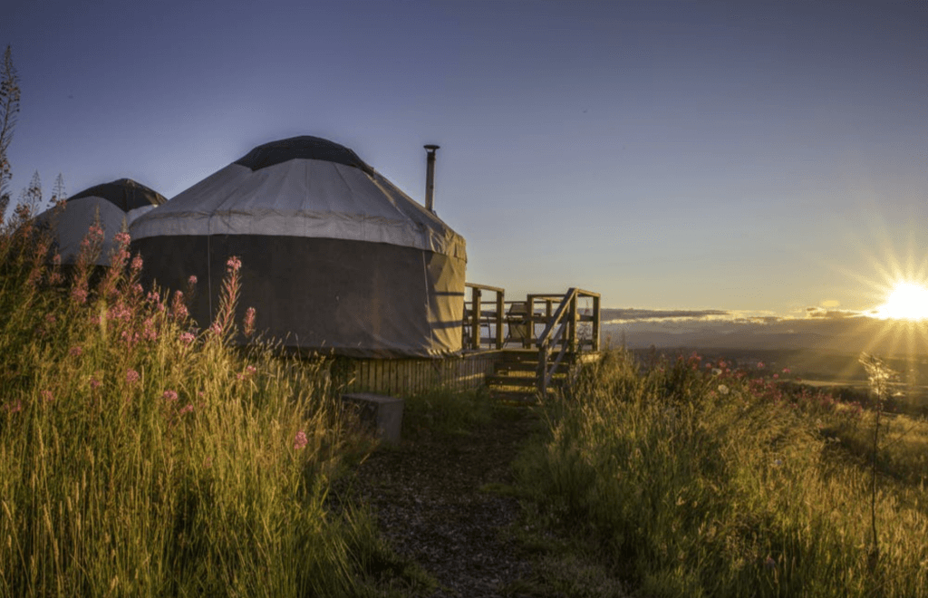 Alexander House Glamping -Perthshire