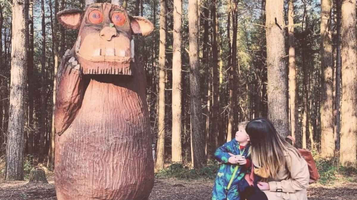 The Best Gruffalo Trails in the UK