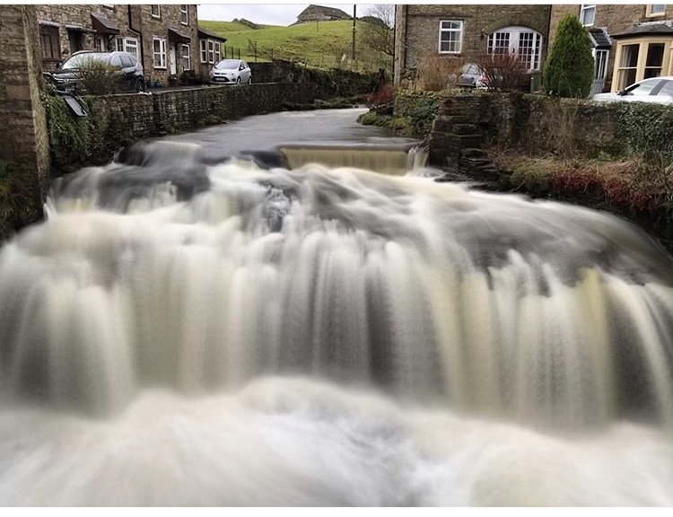 Hawes is a popular day out in Yorkshire