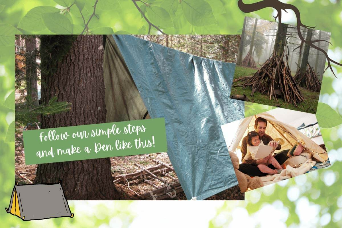 Outdoor Den Kits