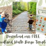 Woodland Walk With Children