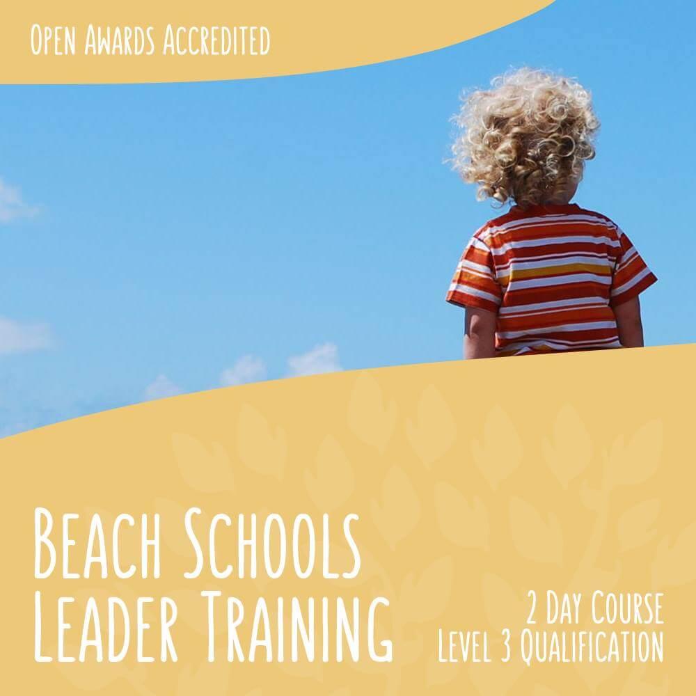 Beach Schools Leader Training