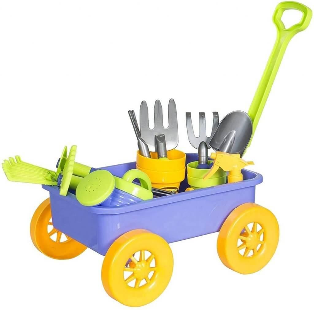 Pull Along Children's Gardening Sets
