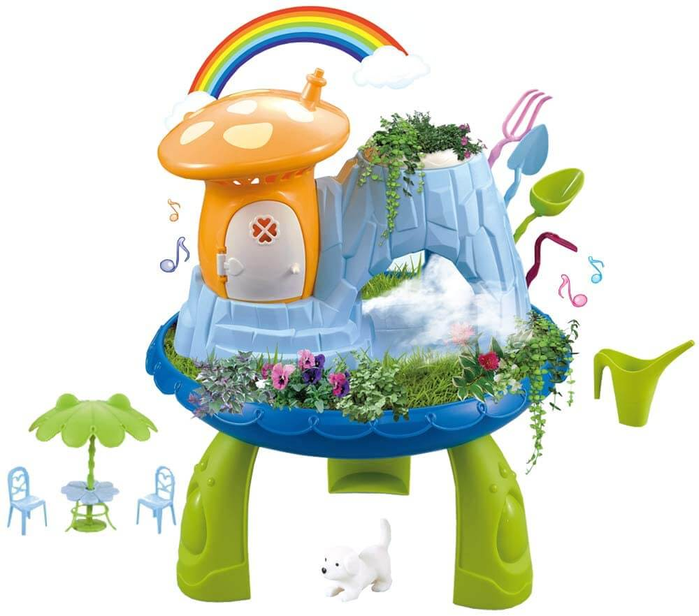 Fairy Tale Cottage Kids Gardening Play Set