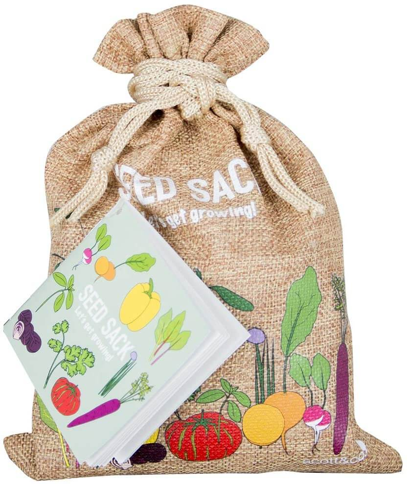 Scott & Co Seed Growing Sack For Children