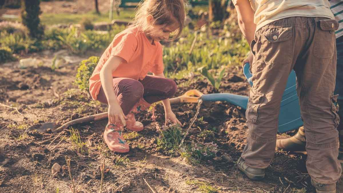 Children's Gardening Sets