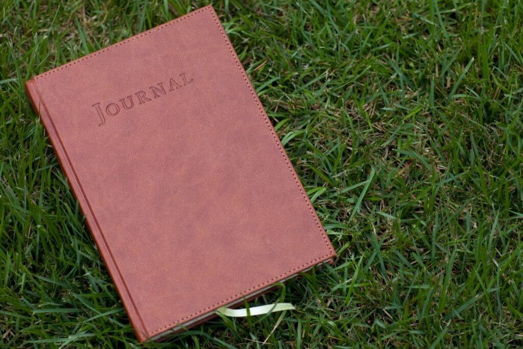 Nature Journal Outdoors