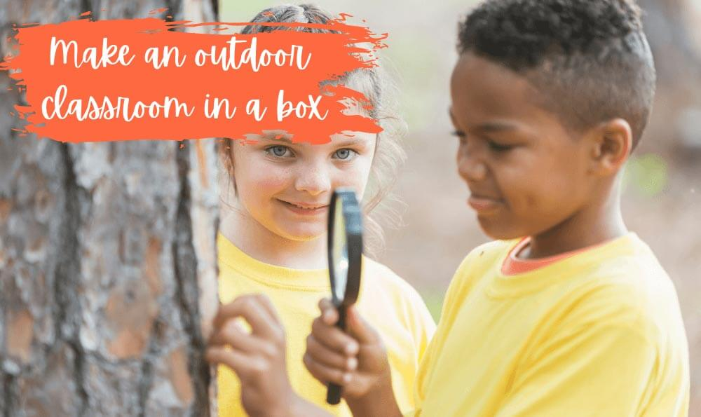 Outdoor Classroom In A Box