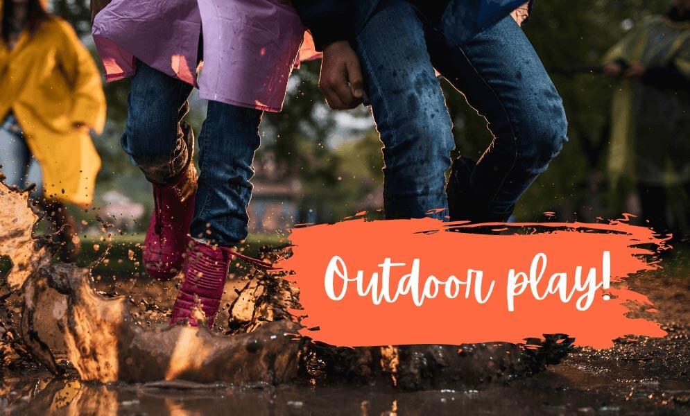 Outdoor Classroom Play