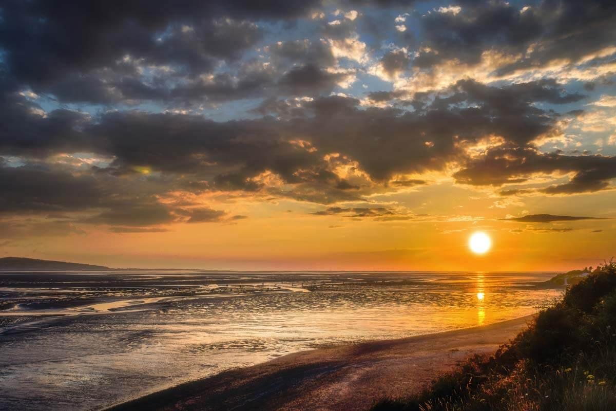 Best Beaches in the Wirral