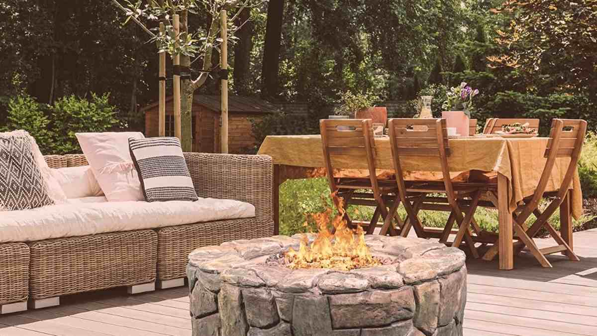 5 Of The Best Patio Gas Fire Pits