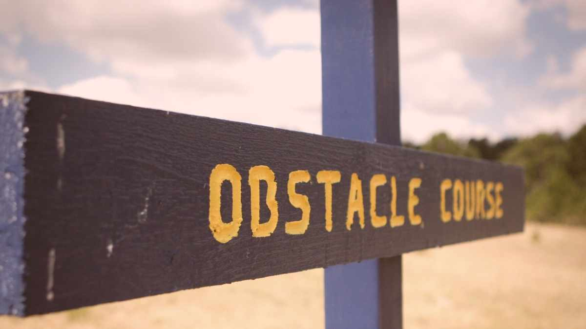 Create An Outdoor Obstacle Course For Kids