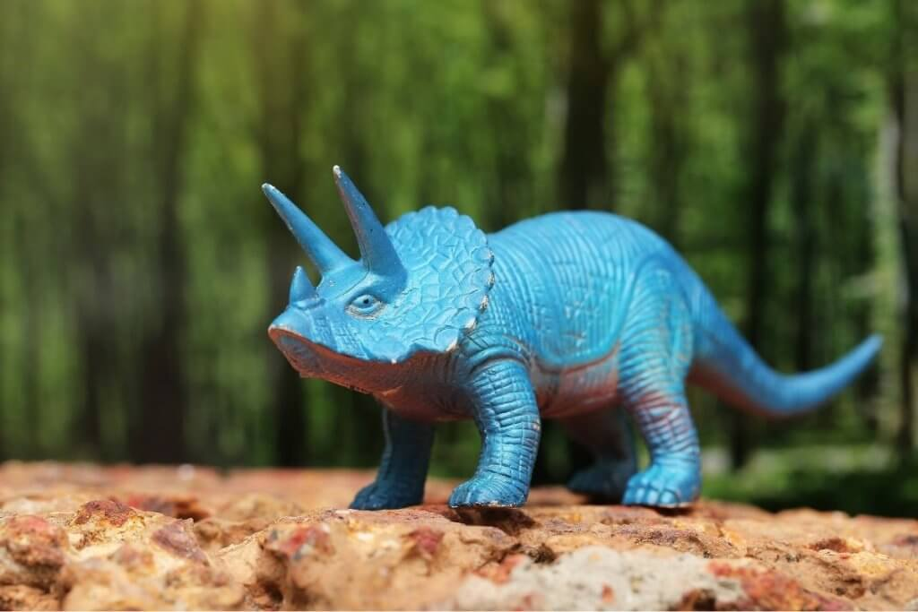 Dinosaur Themed Outdoor Obstacle Course For Kids
