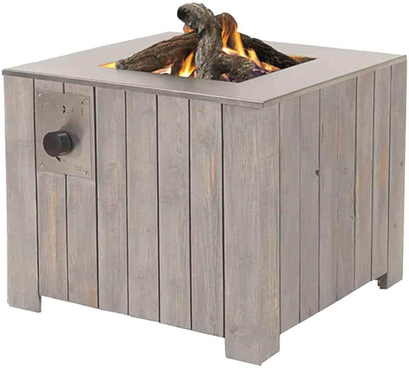 Gas Patio Fire Cube