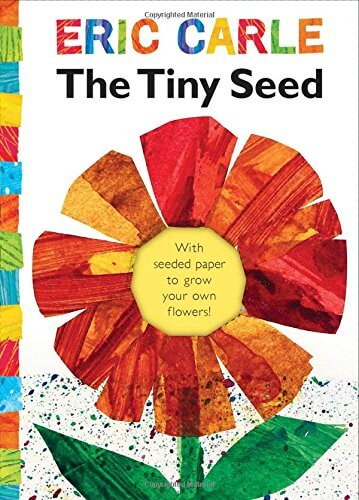 The Tiny Seed, Eric Carle