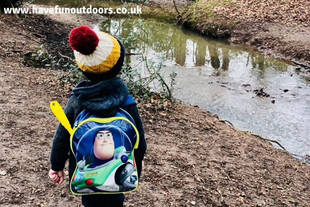 A Guide to Pond Dipping Step One