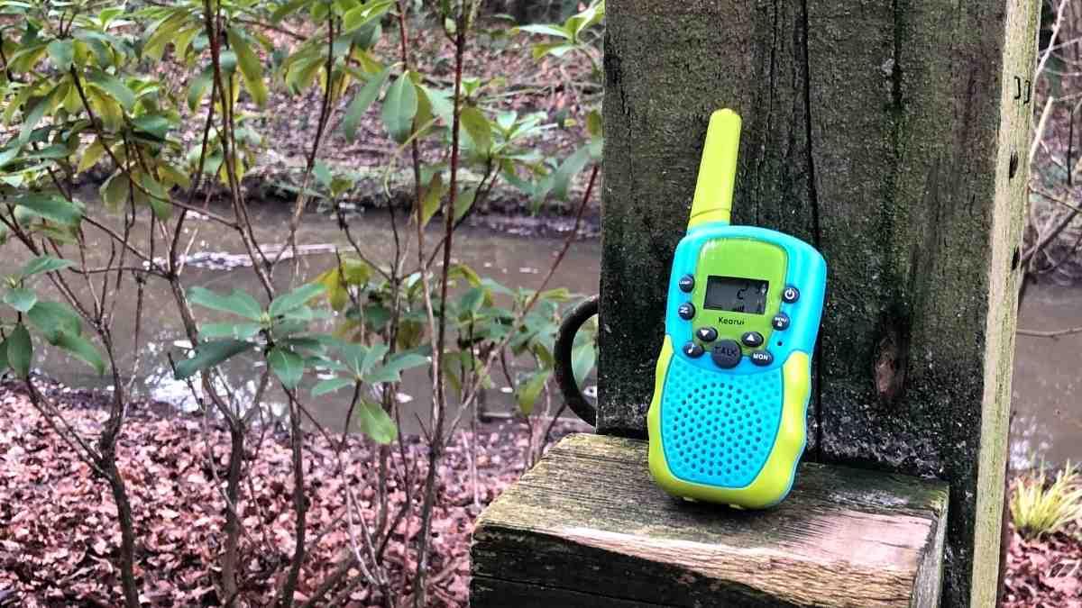 Kearui Kids Walkie Talkie Review