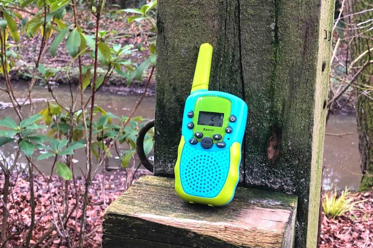 Kearui Kids Walkie Talkie Review