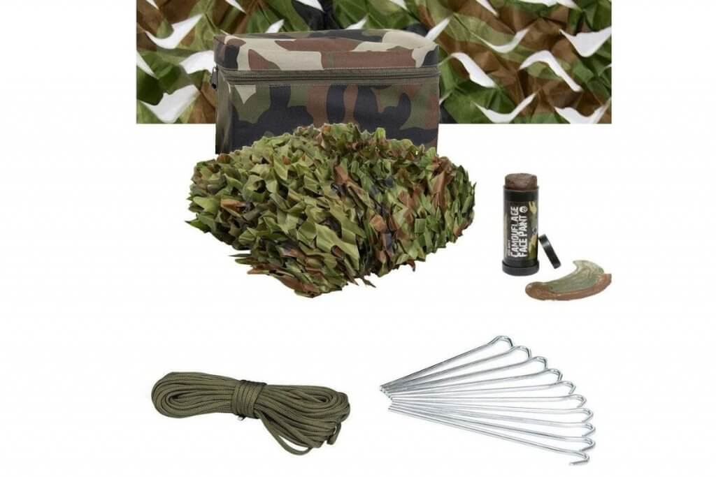 Kids Army Den Making Kit