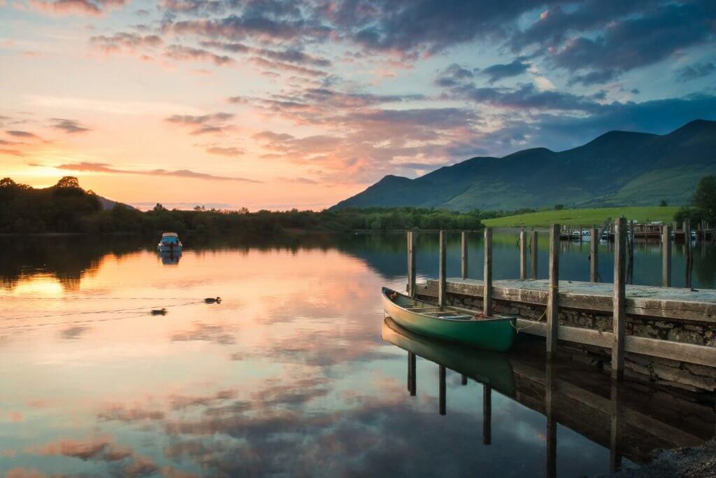 The Lake District UK