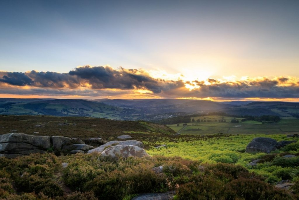 Peak District offers a range of glamping experiences
