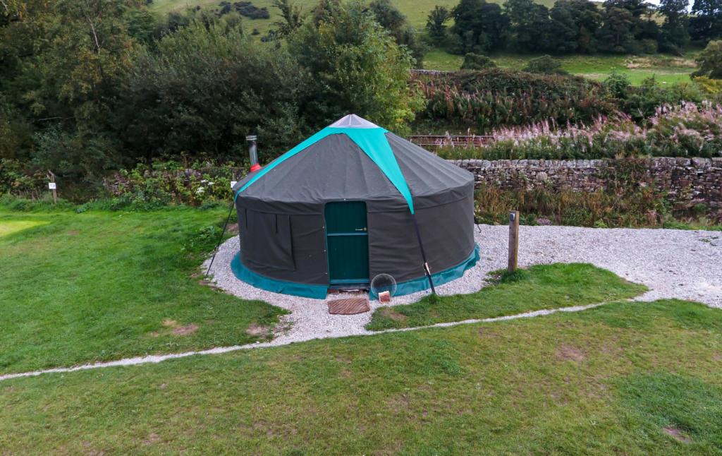 Peak Yurts Glamping in the Peak District