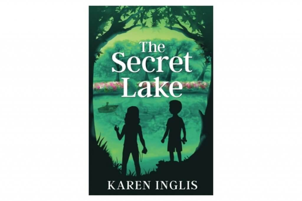The Secret Lake A children's mystery adventure, by Karen Inglis