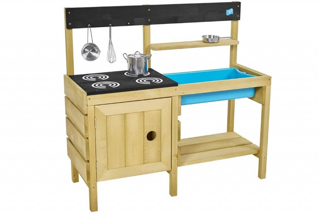Wooden Junior Chef Mud Kitchen