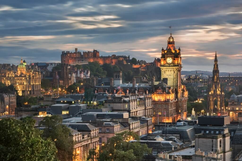 Edinburgh is one of our favourite places to visit in the UKa