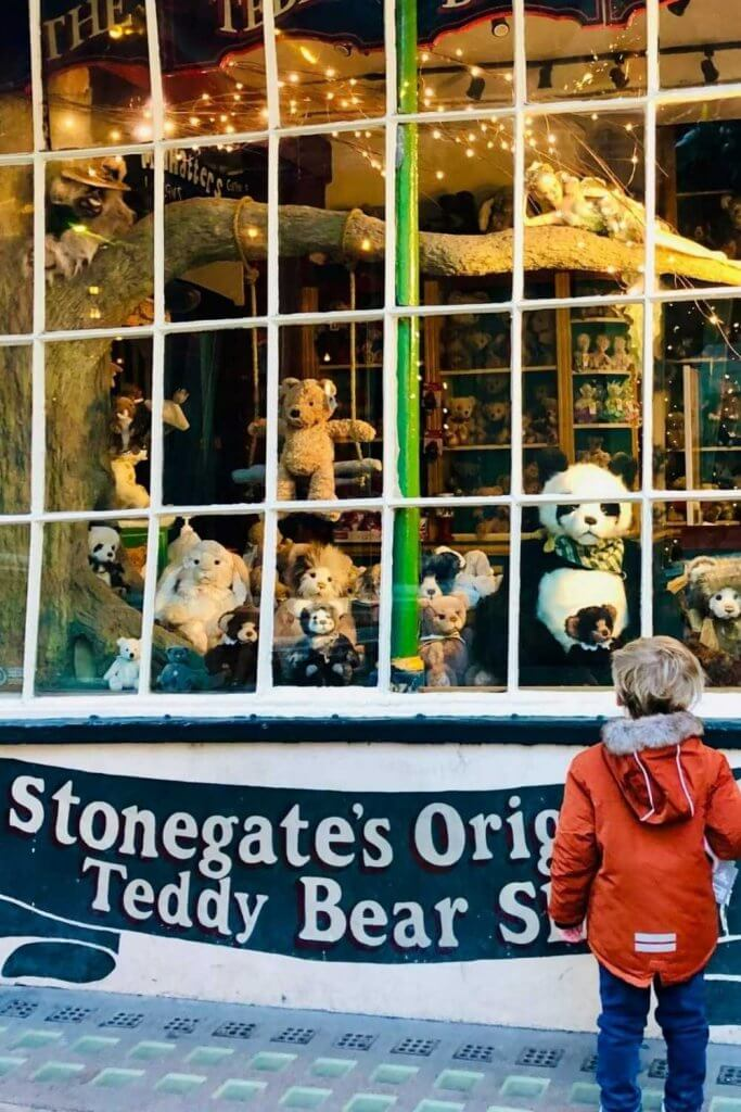 York Teddy Bear Shop