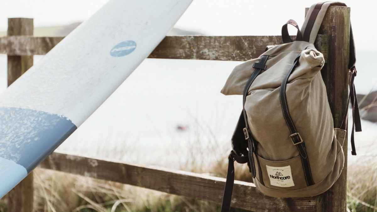 6 Canvas Roll Top Backpacks We Love
